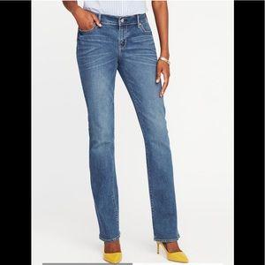 "🍁3/$25🍁 Old Navy ""The Flirt"" Jeans"